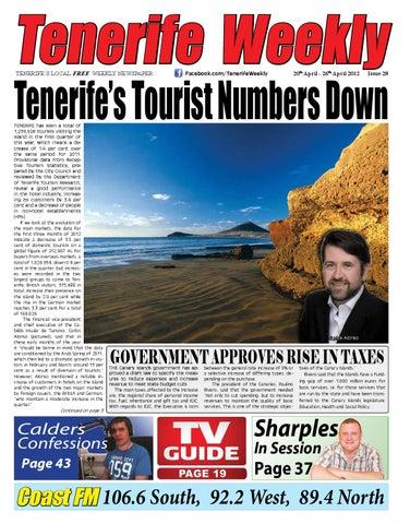 152b7c2e0f42 Tenerife Weekly Issue 28 by Tenerife Weekly - issuu