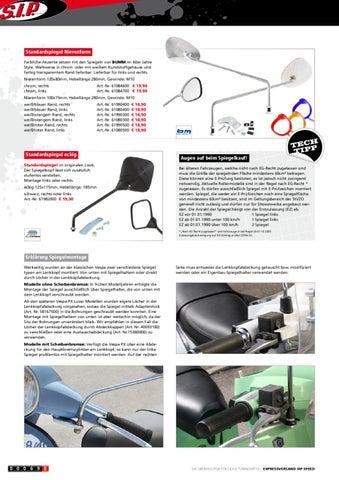 Katalog SIP Klassik Vespa Teil 6 by SIP Scootershop GmbH - issuu