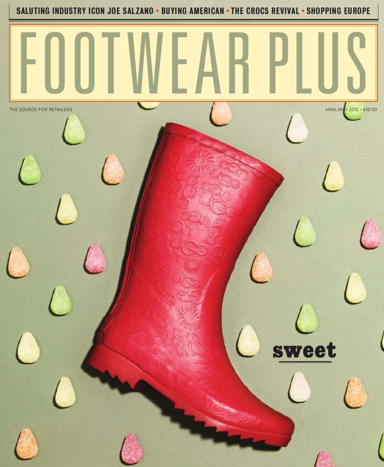 08a5569ccd0 Footwear Plus | The Source for Retailers | 2012 • April-May by ...