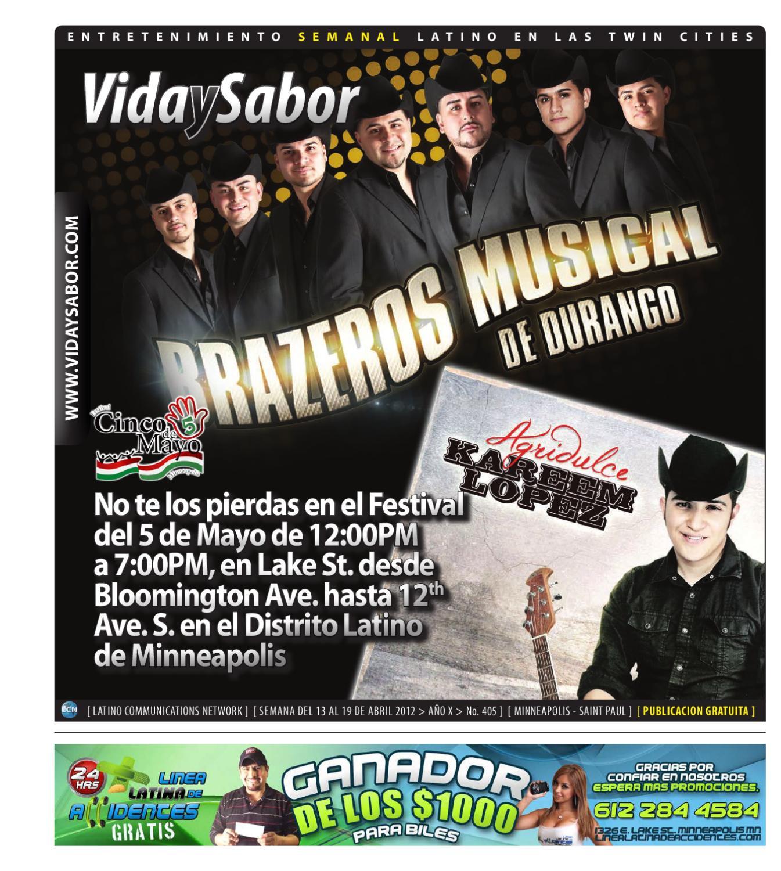 Vida y Sabor - 406 by Latino Communications Network LLC - issuu