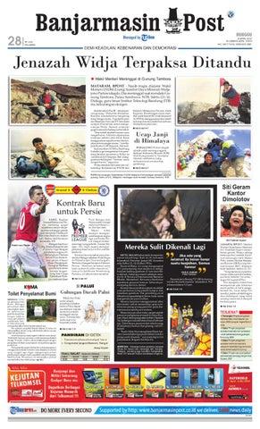 Banjarmasin Post edisi Minggu cc400a7436