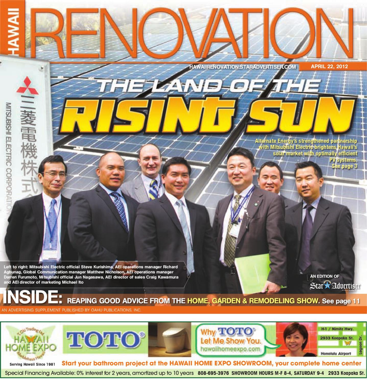 Hawaii Renovation Apr 22 2012 By Oahu Publications Inc