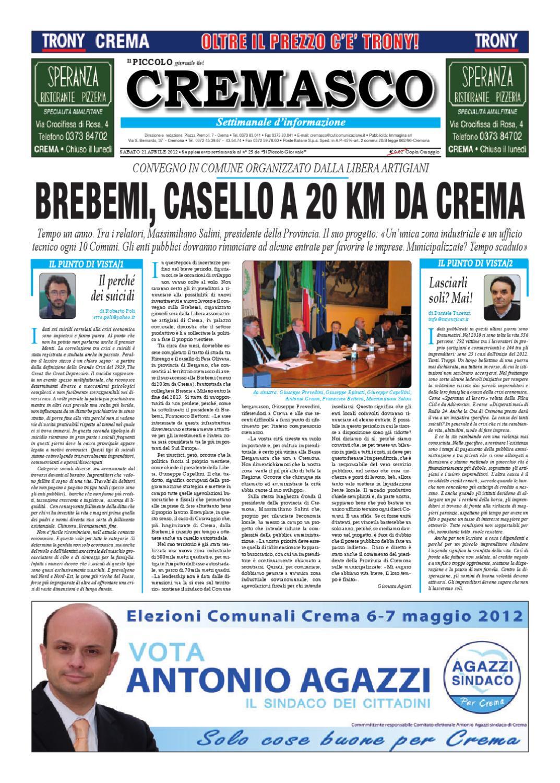 7353038c9bb4 Il Piccolo del Cremasco by promedia promedia - issuu