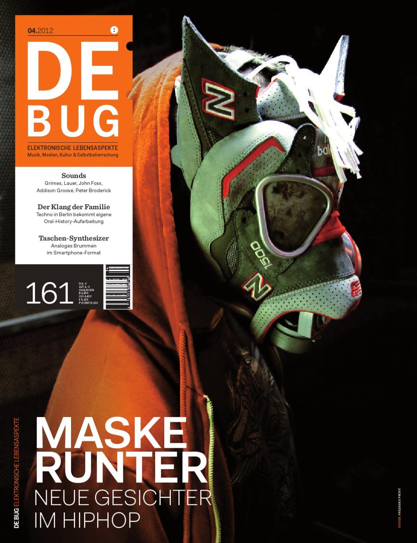 De:Bug 161 by Lars Hammerschmidt issuu
