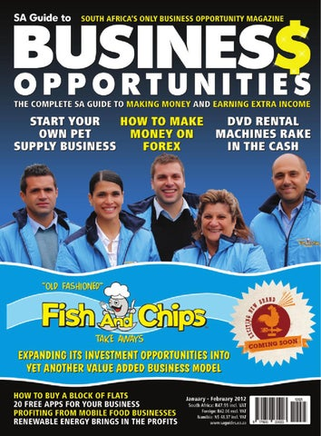 Sa guide to business opportunities vol 101 by sa guide to business page 1 fandeluxe Choice Image