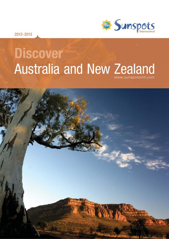 Sunspots International Destination Australia New Zealand 2012 13 Light Stand Profesional Lcs 01 By Koolivoo Issuu