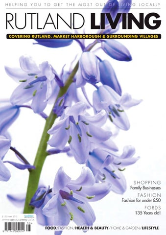 Rutland living may 2012 by best local living issuu page 1 publicscrutiny Choice Image