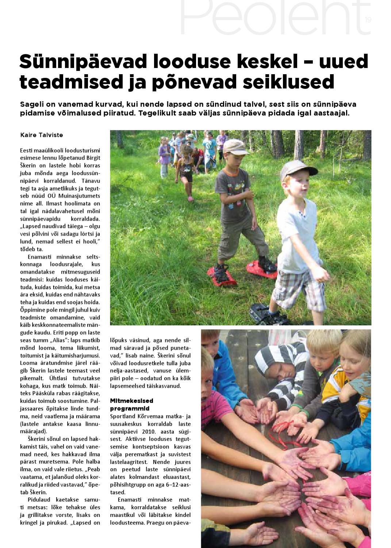 db7b9bbee85 Peoleht by Eesti Päevalehe AS - issuu