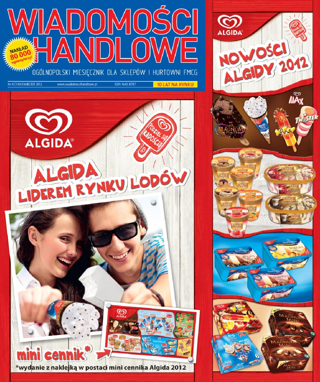 3fe89e25 Wiadomosci Handlowe IV 2012 by Wydawnictwo Gospodarcze - issuu