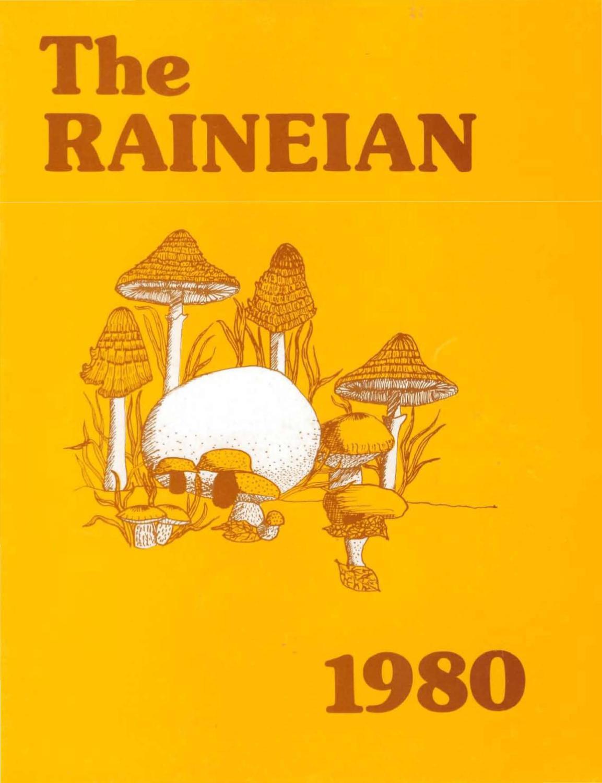The Raineian 1980 By David Ward Issuu Taa Furla Metropolis Comic