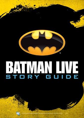 slår batman og catwoman op chatte og dating hjemmesider