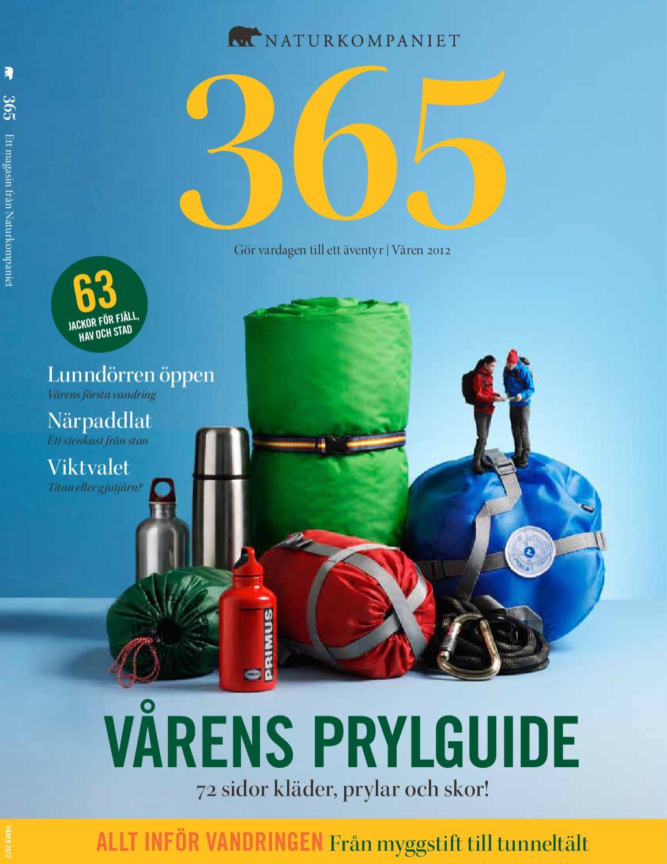 64885c5b44a Naturkompaniet 365 #1 2012 by Naturkompaniet AB - issuu