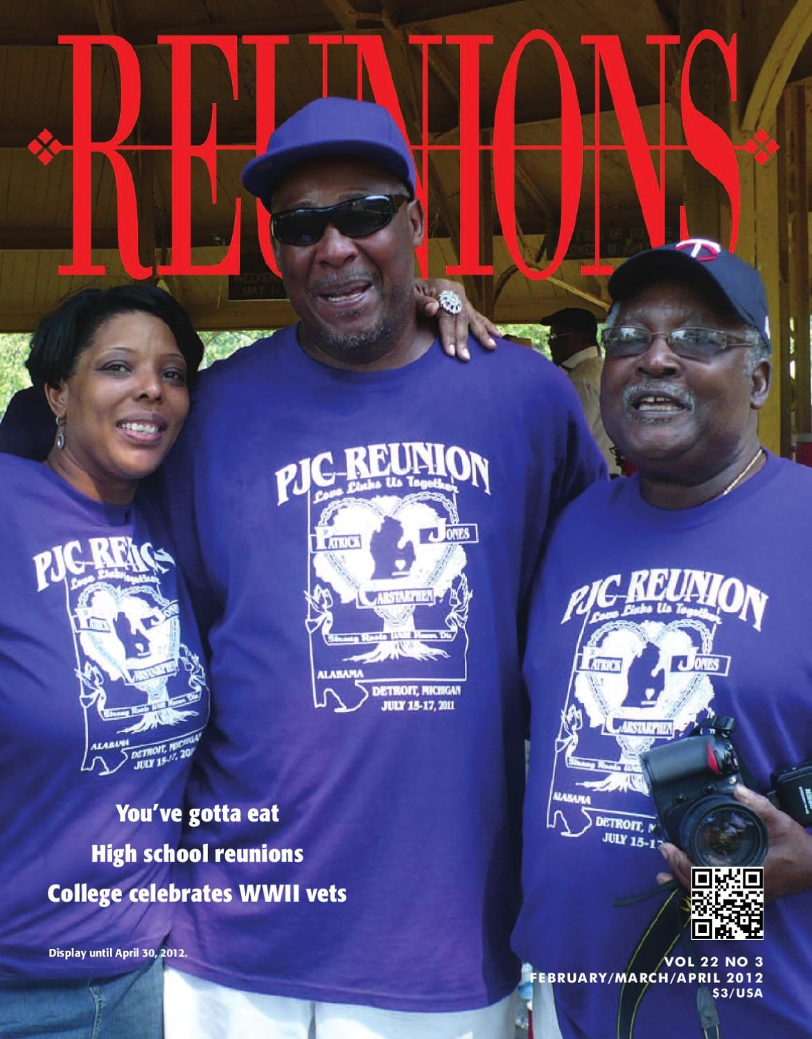 Reunions Magazine Volume 22, Number 3  February/March/April