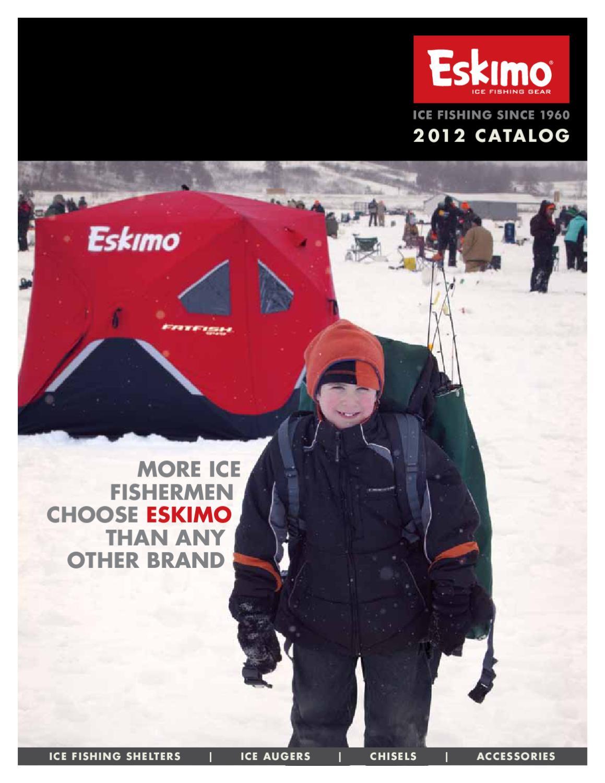 Eskimo 2012 Catalog by Tom Petter - issuu
