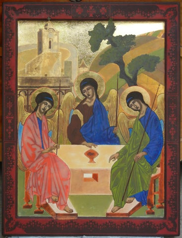 The Old Testament Trinity by Christopher Castle - issuu