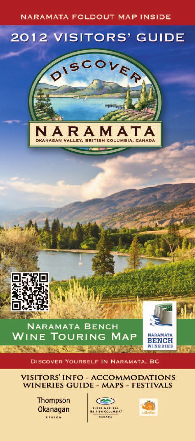 Awe Inspiring 2012 Discover Naramata Visitors Guide By Discover Naramata Gmtry Best Dining Table And Chair Ideas Images Gmtryco