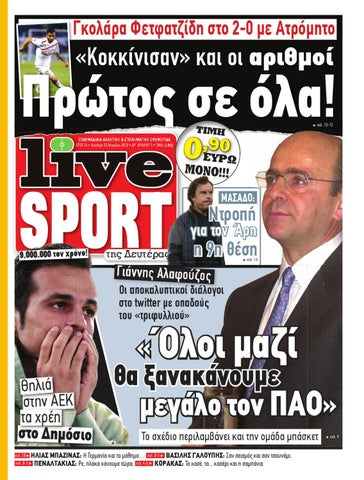 LIVE SPORT   BET by BRIGHT MEDIA Publications - issuu e173ca49f75