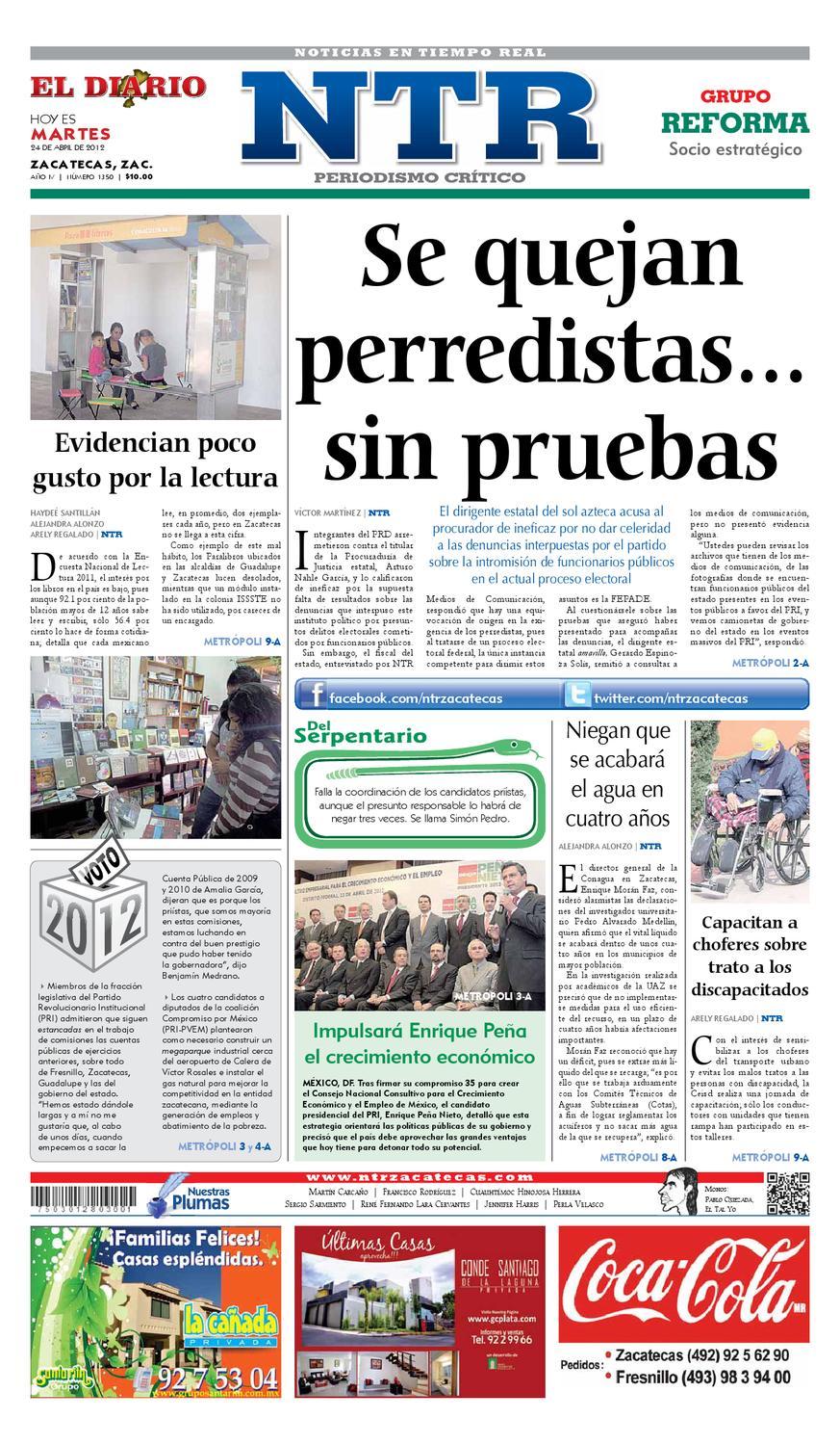 El Diario NTR by NTR Medios de Comunicación - issuu 0b3d988ac2a