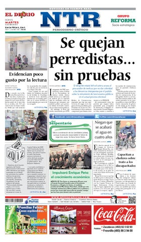 f785a3111a El Diario NTR by NTR Medios de Comunicación - issuu