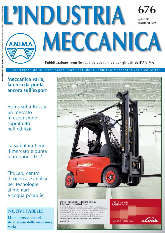 l Industria Meccanica n. 676 489251bb367