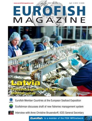 Eurofish Magazine 2 2012 By Eurofish Issuu