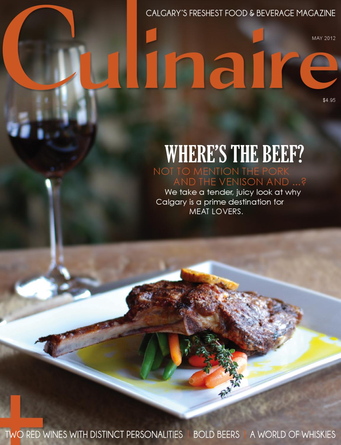 Culinaire 1 May2012 By Magazine Issuu Friskies Party Mix Mixed Grill 60g