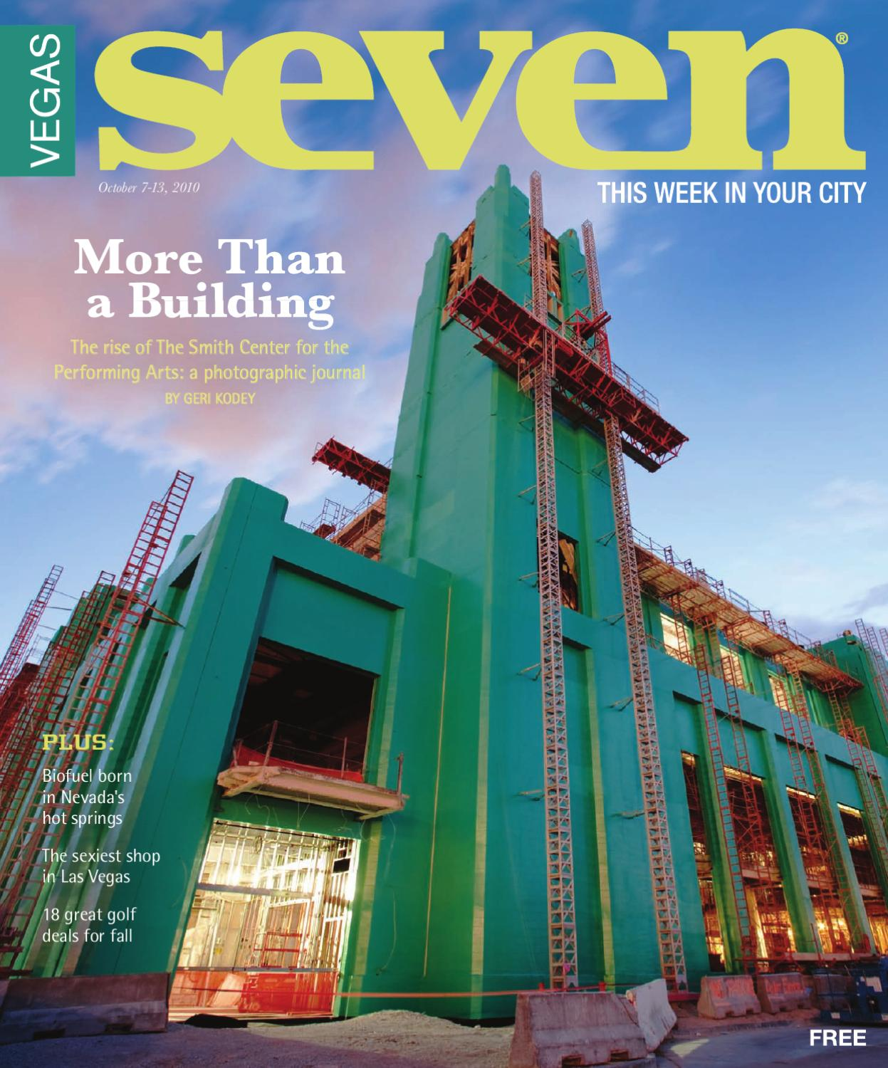 More than a Building by Vegas Seven - issuu 9c9873ccf3573