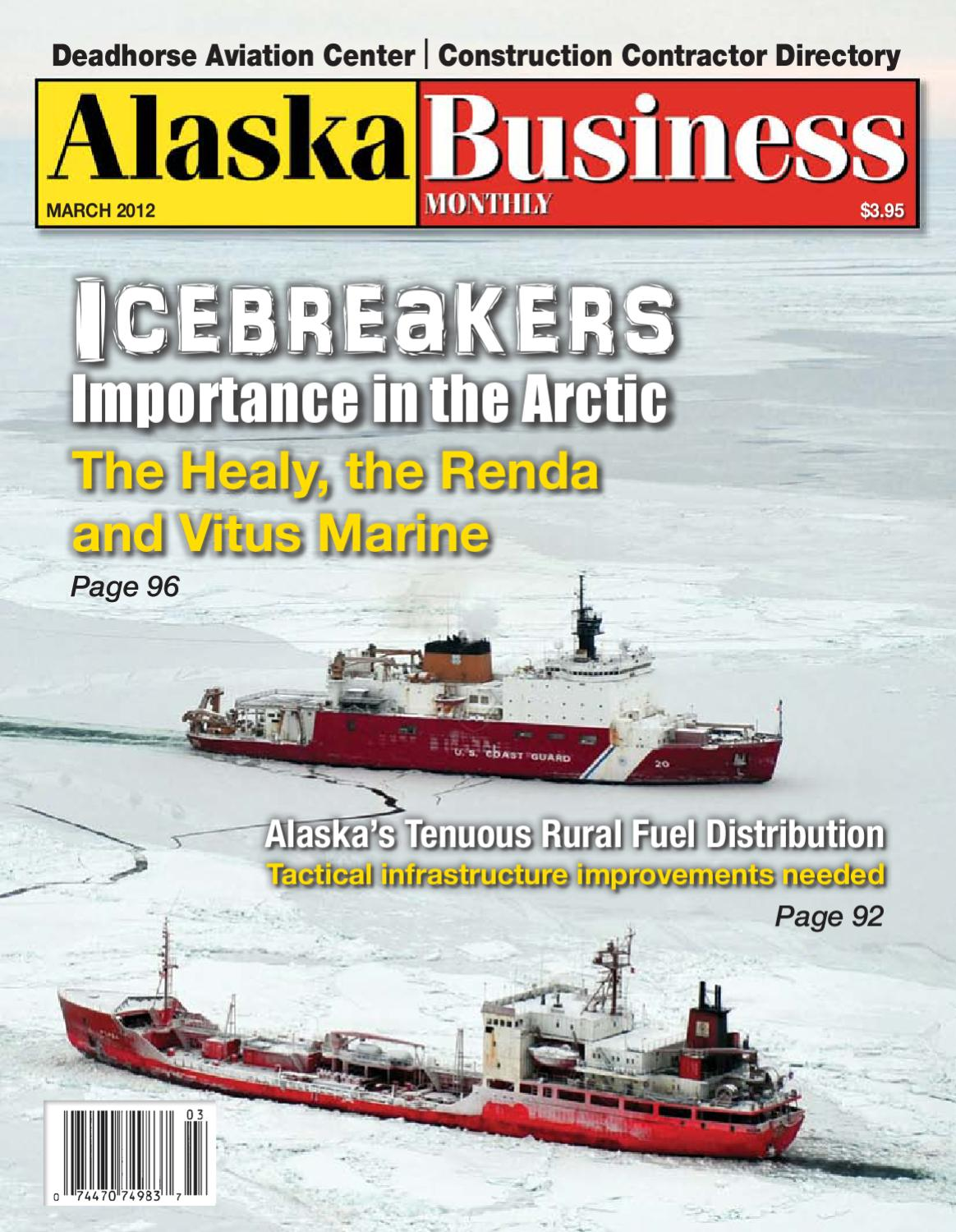 March 2012 Alaska Business Monthly By Issuu Usb Powerinjector For Gsm Modem Maximizing And Stabilization