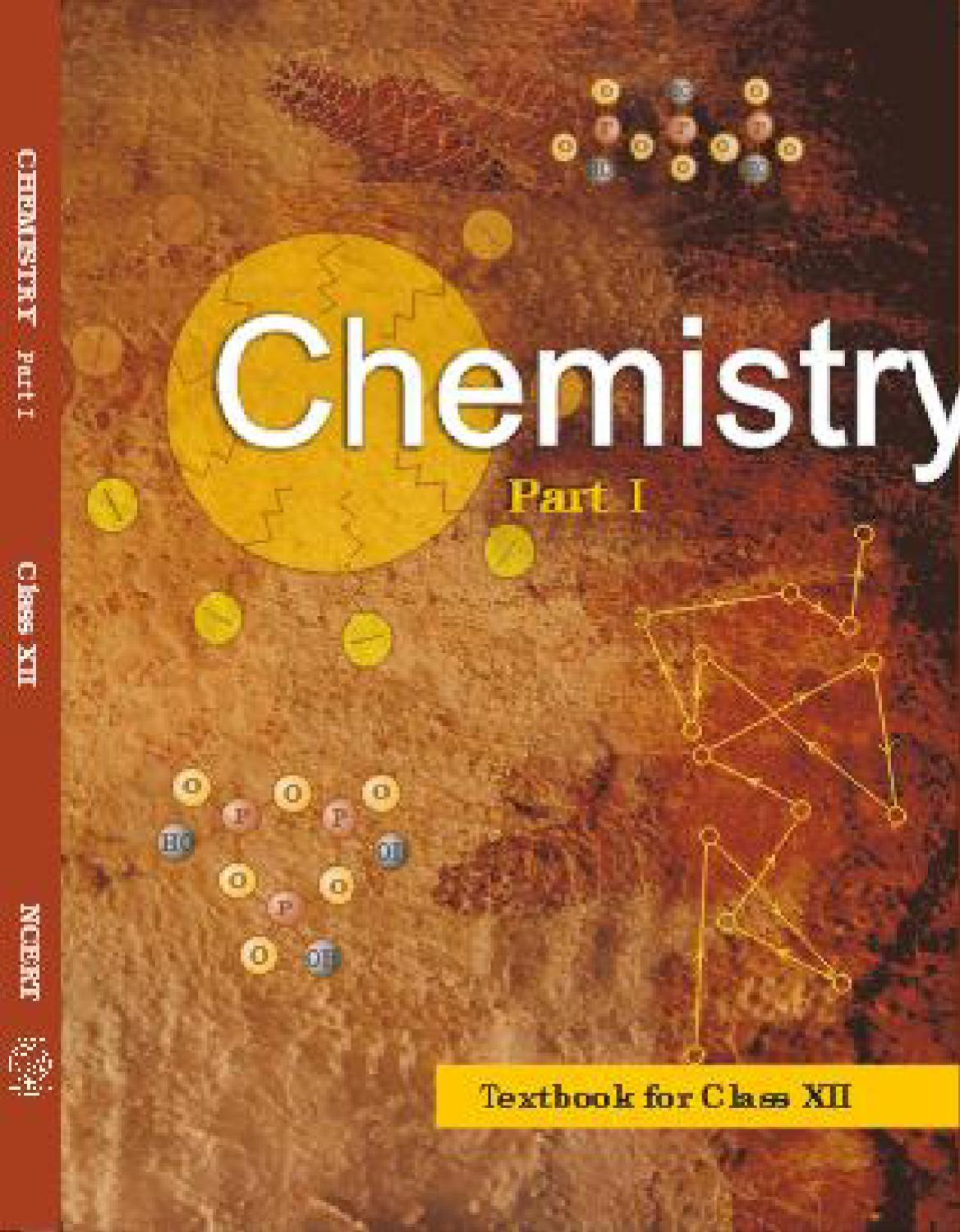 Popular Chemistry Books