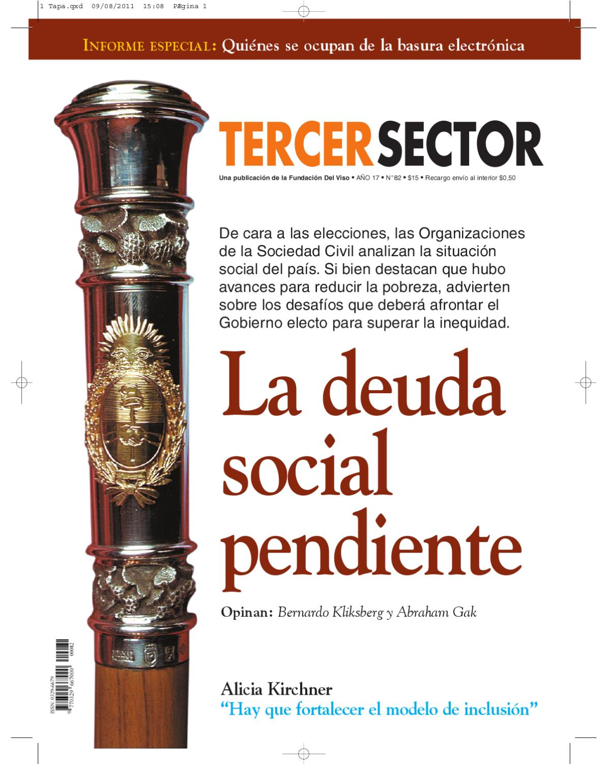 TS 81 chico by Tercer Sector - issuu