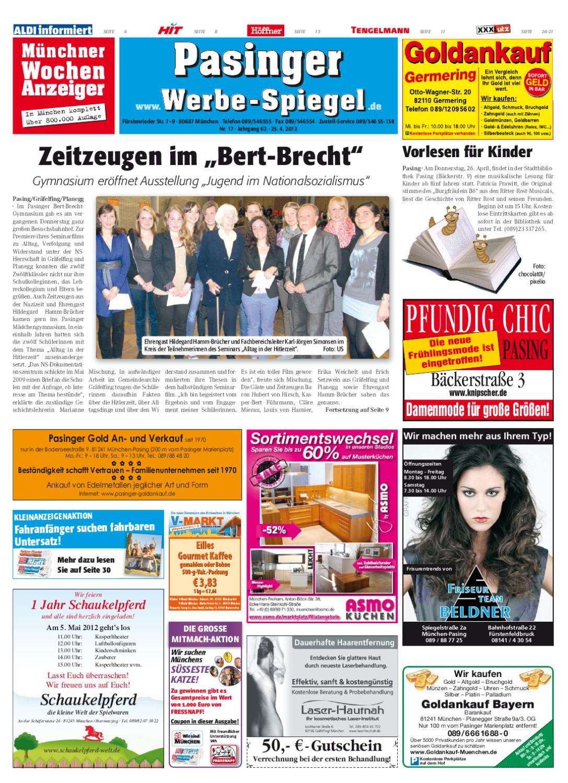 KW 11-11 by Wochenanzeiger Medien GmbH - issuu