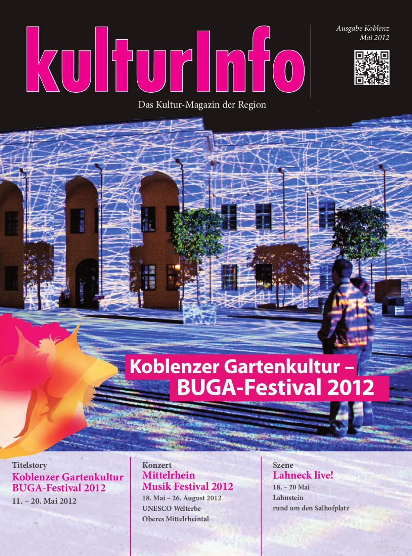 KulturInfo Ausgabe KO 05-2012 by Kulturverlag Günther Schmitz - issuu