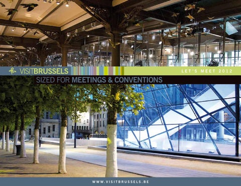 Let S Meet 2012 By Visit Brussels Issuu