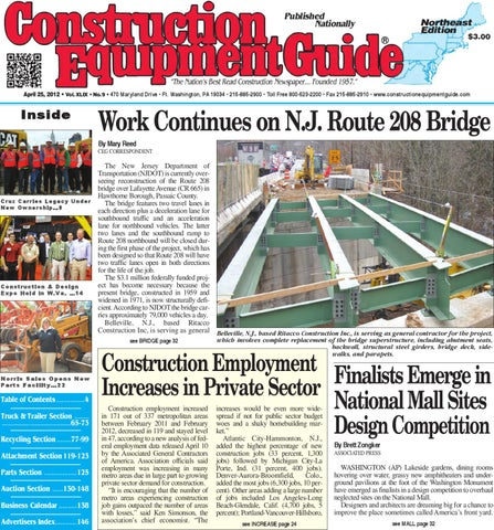 Northeast 92012 by construction equipment guide issuu page 1 fandeluxe Gallery