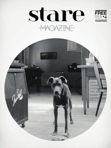 ISSUE 4 - stare magazine by STARE - issuu