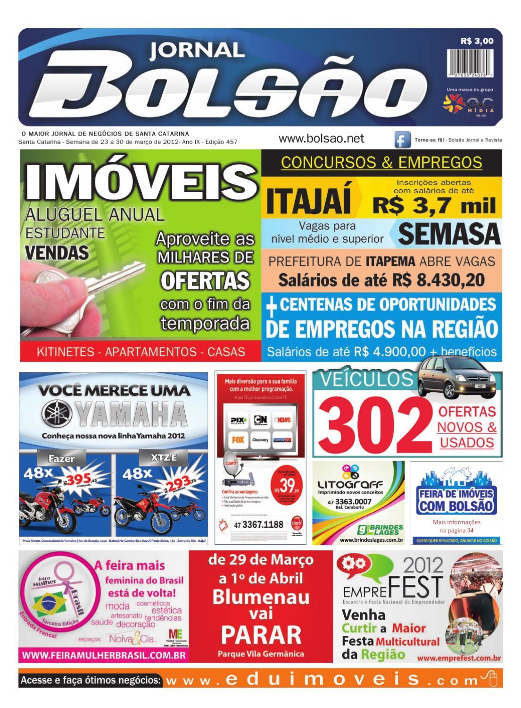 Edição 457 by Bolsão Jornal - issuu 24720e7888