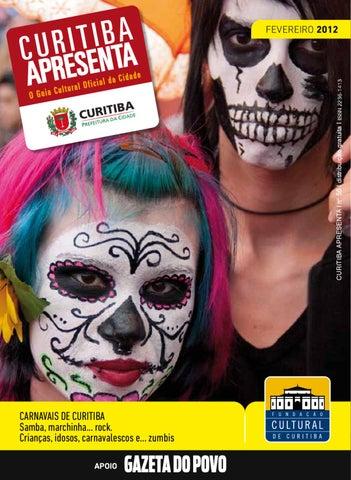 56 - GUIA CURITIBA APESENTA - FEVEREIRO 2012 by Guia Curitiba ... 6f2ac00495