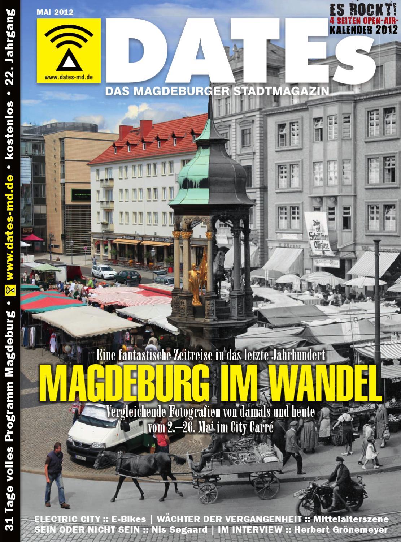 DATEs Magdeburg Mai 2012 by DATEs Medien Verlag GmbH issuu