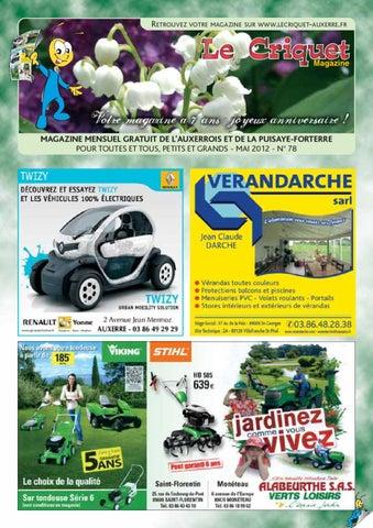 Le Criquet Magazine 37cb3324a1d