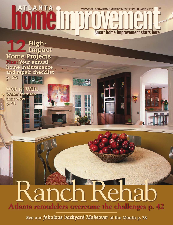 Atlanta Home Improvement May 2012 by My Home Improvement Magazine ...