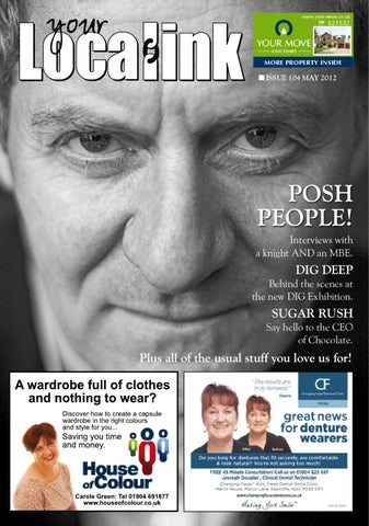 55f1e5e5e07c Your Local Link Magazine May 2012 by Your Local Link Ltd - issuu