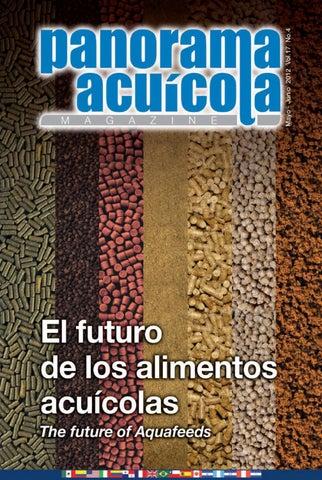 PANORAMA ACUICOLA MAYO-JUNIO Vol. 17 No. 4 by Design Publications ... 64ad6020a71