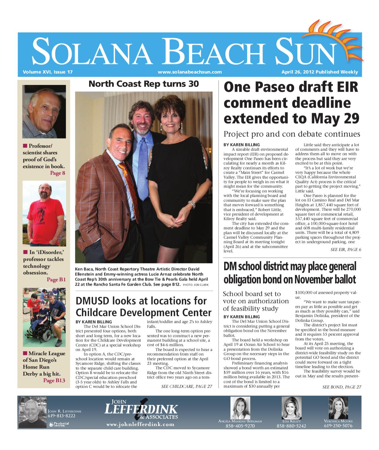 4 26 12 solana beach sun by mainstreet media issuu