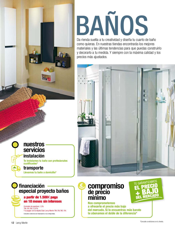 catálogo leroy merlin renueva tu hogar mayo-junio 2012