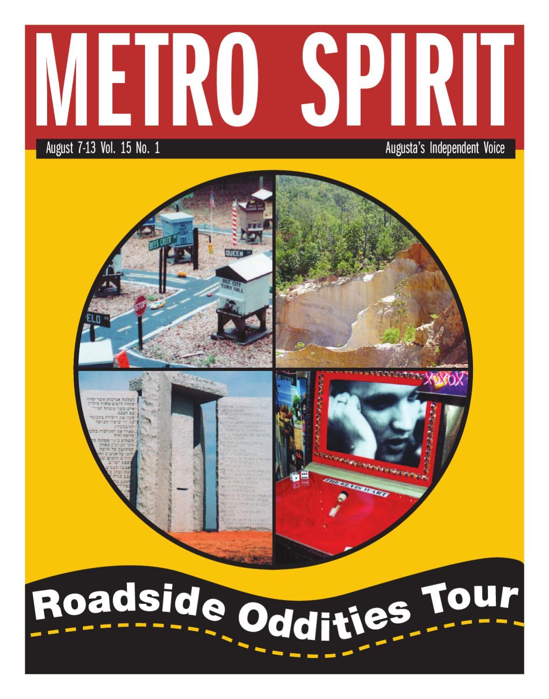 Metro Spirit 08072003 By