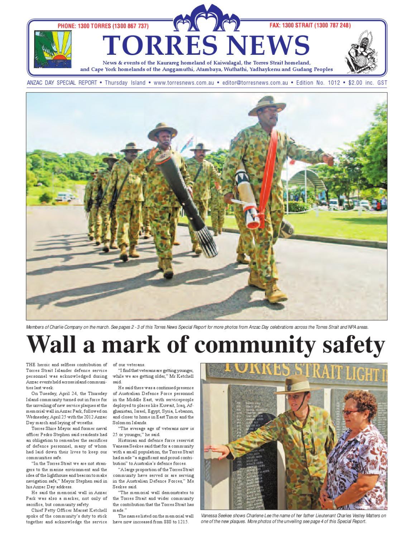 Torres Strait Islander News