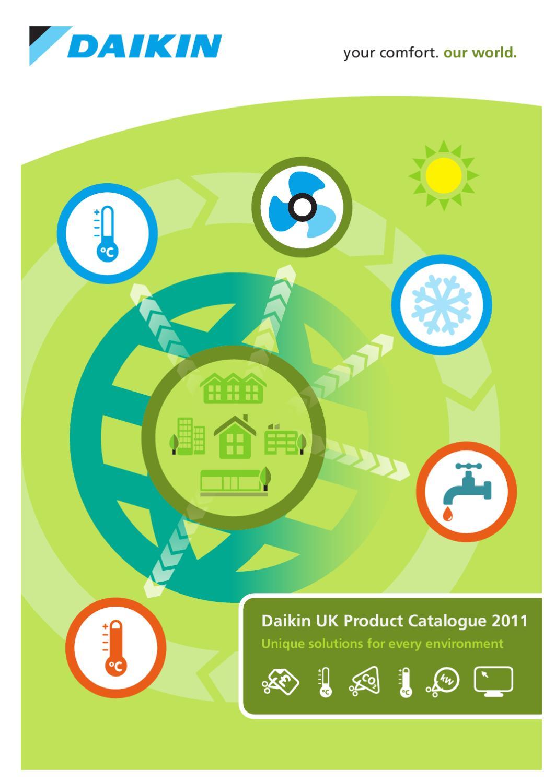 Daikin UK Catalogue by Kevin Babbage - issuu