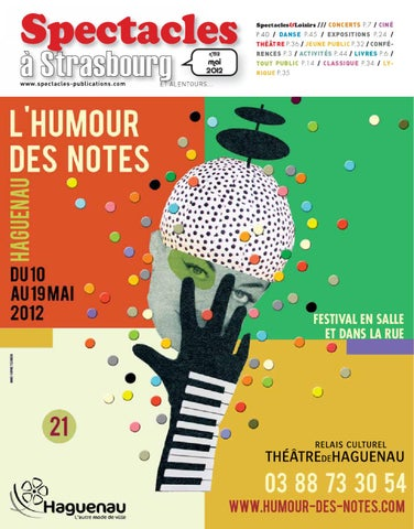 Strasbourg 05 2012 By Spectacles Publications Issuu