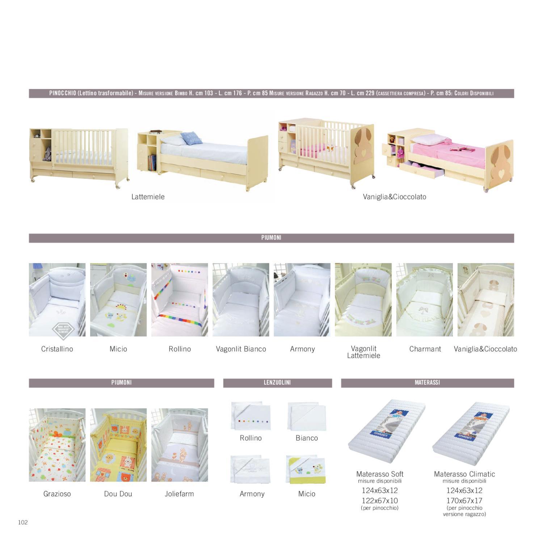 catalogo bambino linea legno 2012 by foppapedretti s.p.a. - issuu - Lettino Foppapedretti Pinocchio