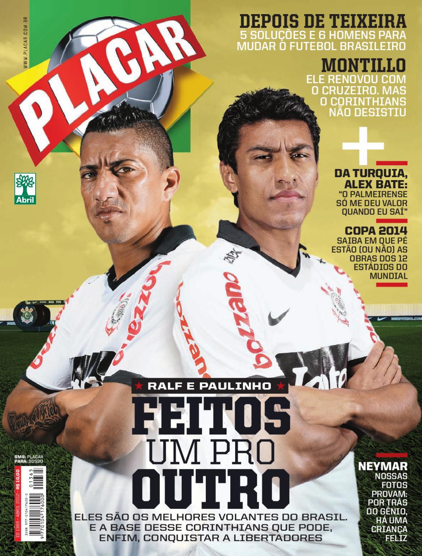 Placar Edicao Abril 1365 by Revista Placar - issuu c1a390458b9be
